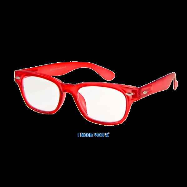 Leesbril WOODY limited G14600 rood