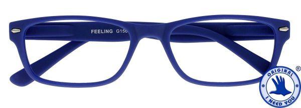 Leesbril FEELING Blauw
