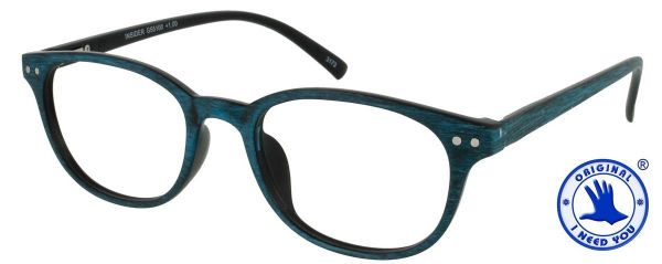 Leesbril INSIDER Blauw