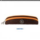 Leesbril ZIPPER SELECTION Bruin - Oranje