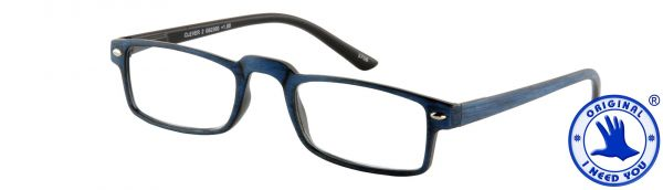 Leesbril Clever2 - Blauw