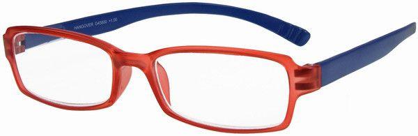 Leesbril HANGOVER G45800 Rood-blauw