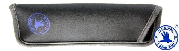 Leesbril Hangover Panto - Zwart Grijs - Met etui