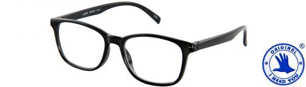 Leesbril LUCKY - Zwart