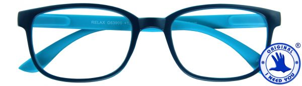 Leesbril Relax - Blauw