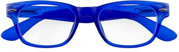 Leesbril WOODY limited G38800 blauw